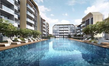 Gazania 50m Lap pool