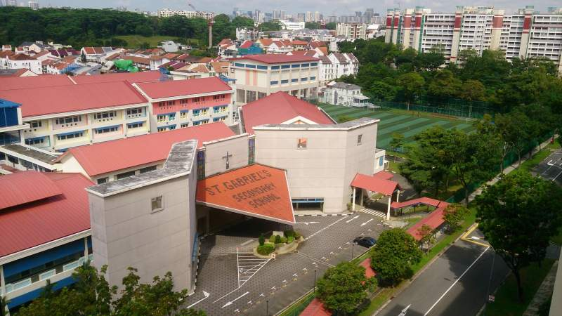 St Gabriel's Secondary School, Singapore 2