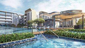 The Gazania Spa Pool